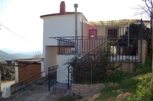 A House In The Village Of Los Juncares Which Is Close To Iznajar. The House Has 3 Bedrooms, Lounge,.Spain