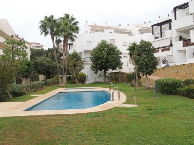 Huge ground floor apartment in Sea Flowers, Riviera del Sol, 1 bedroom, 1 bathroom, living/dining ro, Spain