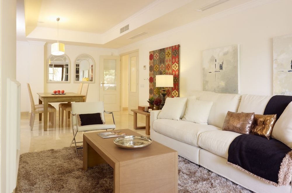 SPECTACULAR NEW DEVELOPMENT ALONG THE GOLDEN MILE  Situated within an exclusive Luxury complex consi,Spain