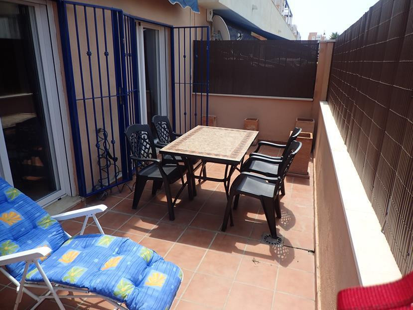 A well presented One Bedroom ground floor apartment on the edge of Fuengirola and Las Lagunas, the A, Spain