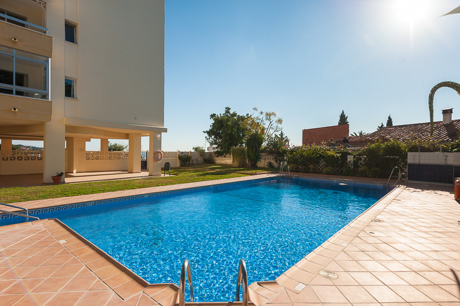 Fantastic apartment located in the upper part of Torreblanca, offering the most spectacular views of,Spain