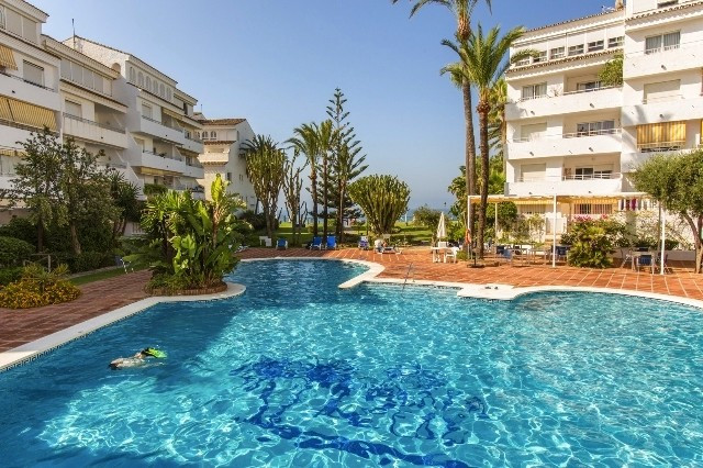 This is a rare opportunity to purchase a unique, two-level apartment in Marbella. The apartment is 2,Spain