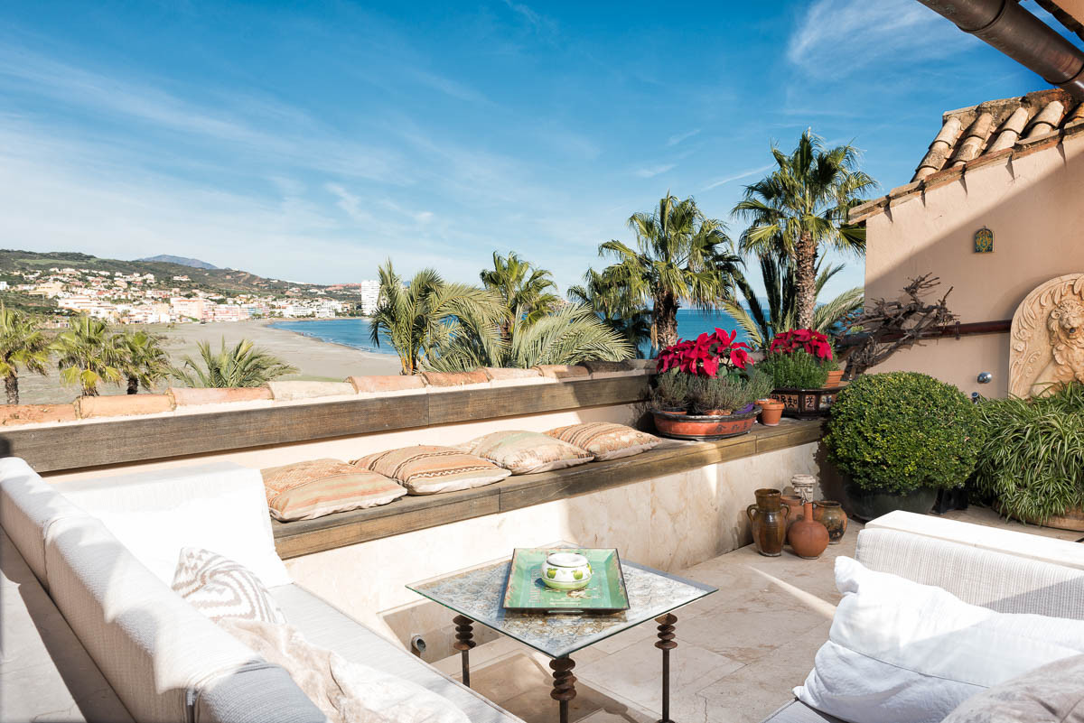 Sotogrande Puerto: Amazing penthouse with 3 bedrooms, 3 bathrooms. Wonderful views to the beach, sea,Spain
