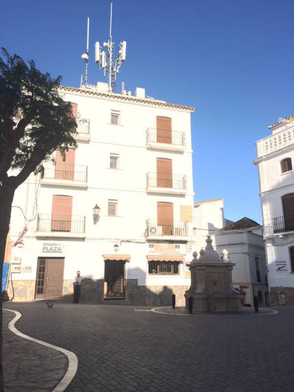 Hostel, Casares Pueblo, Costa del Sol. 9 Bedrooms, 3 Bathrooms, Built 260 m², Terrace 20 m².  Settin, Spain