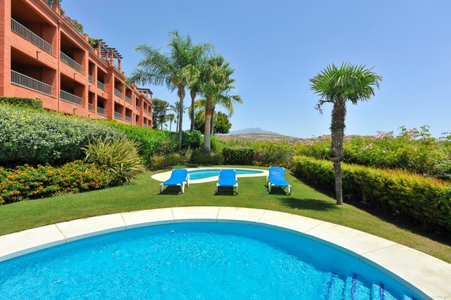 Originally listed for 249.000 € recently reduced to 239.000 €, stunning garden apartment situated in, Spain