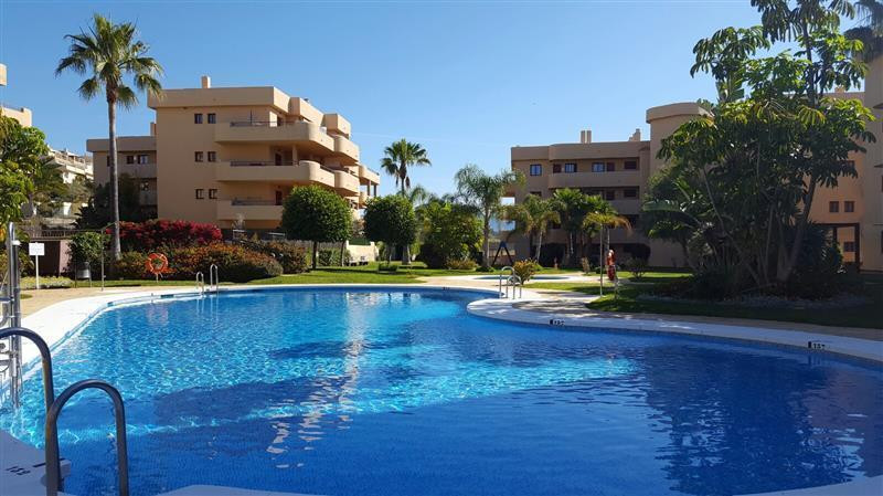 Great opportunity to buy a 1 bedroom apartment in Cala Azul.  Apartment has an entrance hall, fully ,Spain