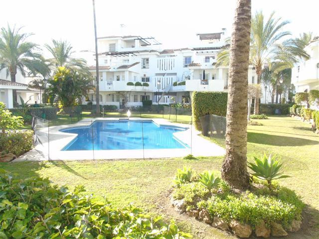 Los Naranjos de Marbella is a large urbanization located five minutes from Puerto Banus and next to ,Spain