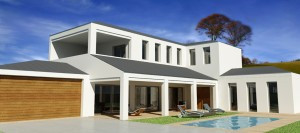 STUNNING DESIGNER 4 BEDROOM VILLA WITH PRIVATE POOL IN DENIA  This exclusive new build villa is in i,Spain