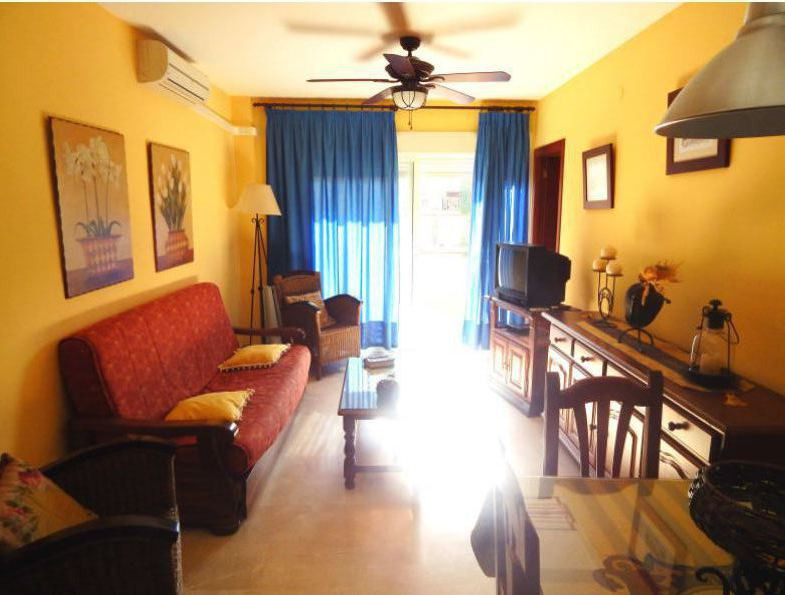 apartament 2 bedroom and 1 bathroom located in the center of the Boliches, near the bus stop and tra,Spain