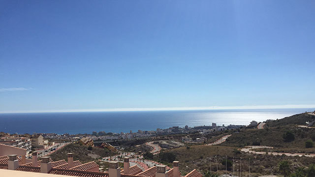 Fantastic duplex penthouse with 3 bedrooms and 2 bathrooms, located in Santangelo, Benalmadena Costa, Spain
