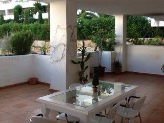 Ground Floor Apartment, Estepona, Costa del Sol. 2 Bedrooms, 2 Bathrooms, Built 110 m², Terrace 50 m,Spain