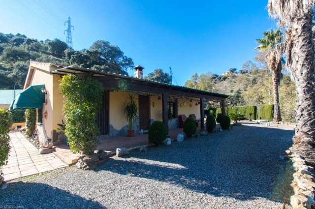 DELIGHTFUL FINCA IN VERY RURAL SETTING YET WITHIN MINUTES OF TOWN. TARMAC ACCESS!  It is distributed,Spain