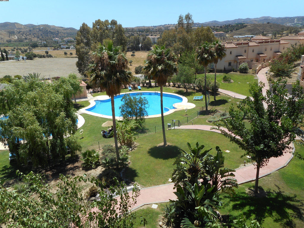 La Condesa De Mijas is on the world famous Mijas Golf course and only a few minutes  from La Cala an,Spain