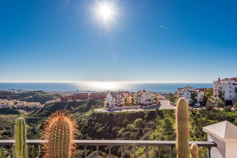 Penthouse for sale in Calahonda, Mijas Costa, with 2 bedrooms, 2 bathrooms and has a swimming pool (, Spain