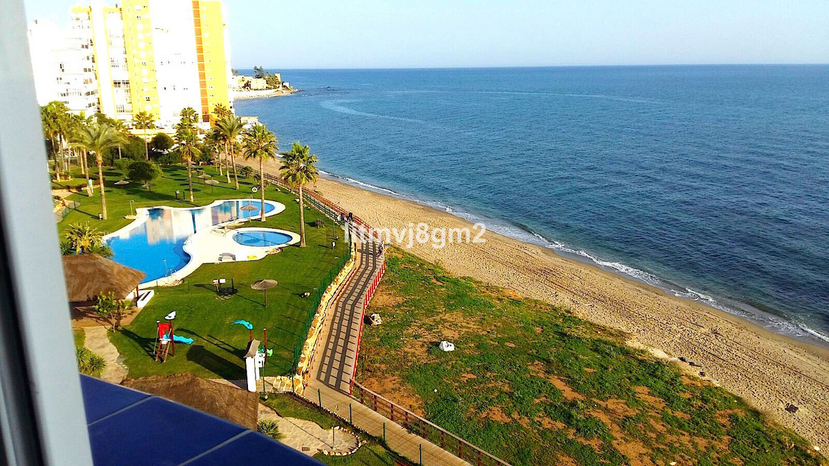 CALAHONDA, BEACH FRONT  Apartment situated just a few steps (20meters) from sandy beach, consists of,Spain