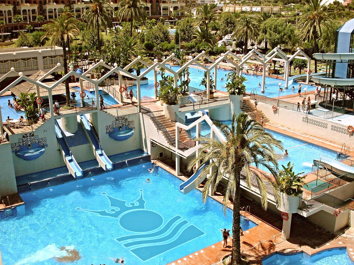 Middle Floor Apartment, Benalmadena Costa, Costa del Sol. 1 Bedroom, 1 Bathroom, Built 56 m².  Setti, Spain