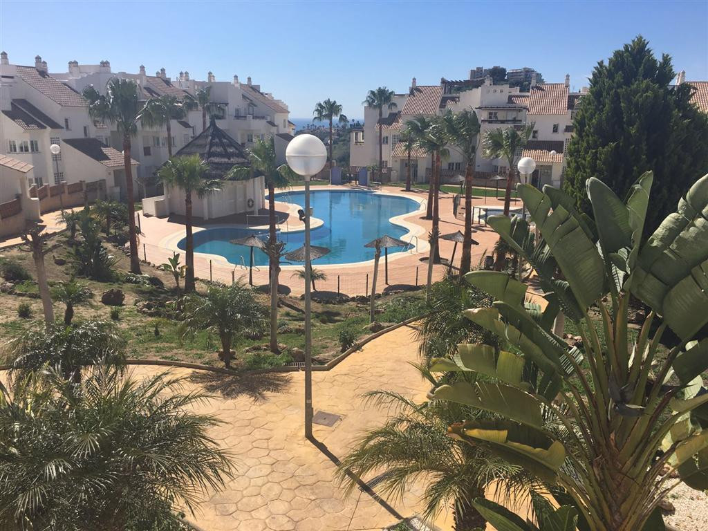 Apartment for sale in Benalmadena, with 3 bedrooms, 2 bathrooms and a two community swimming pools, ,Spain