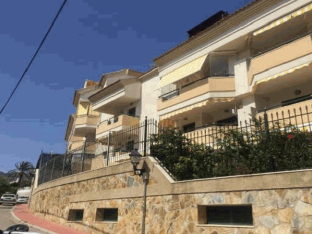 Bank repo duplex house with great potential , currently with 2 bedrooms but with possibility of a 3r, Spain