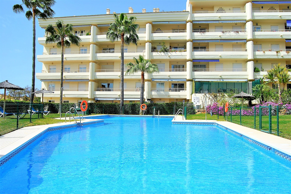COZY APARTMENT IN GATED COMPLEX MARBELLA CENTER  The property is located in a very quiet and gated c,Spain