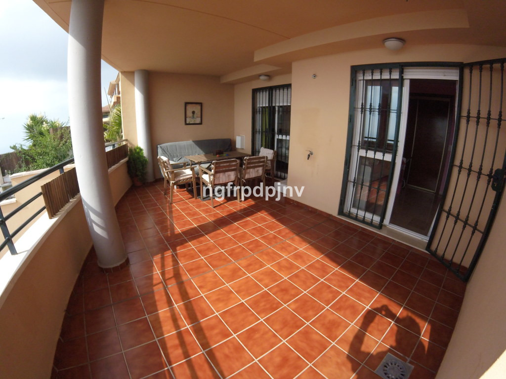 The property is situated in Santangelo norte, Arroyo de la Miel.   Middle Floor Apartment, Benalmade, Spain