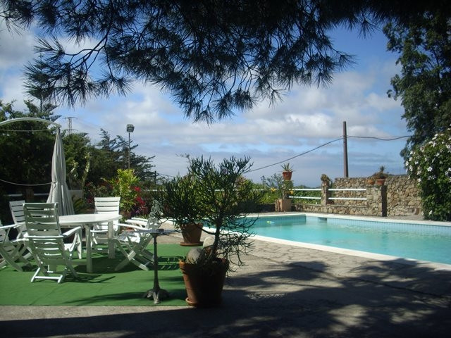 Villa near to Tarifa, with sep. guest house plus guest apartment to rent out, on a huge fully fenced,Spain