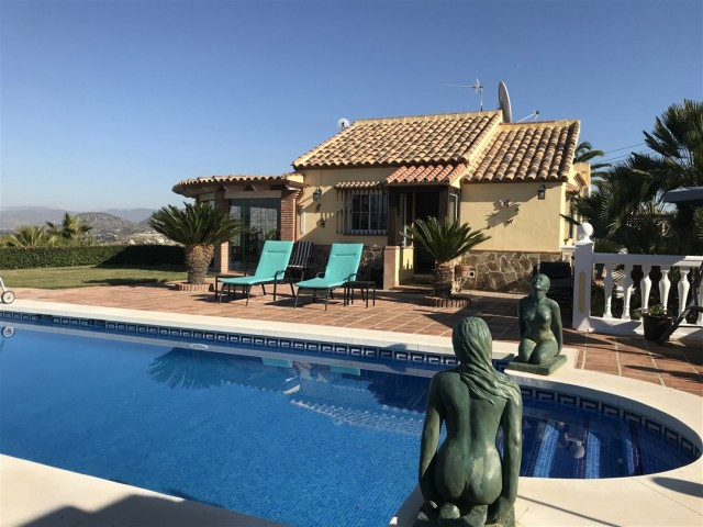 Fabulous finca located on the outskirts of Alhaurin el Grande, the property enjoys stunning panorami, Spain
