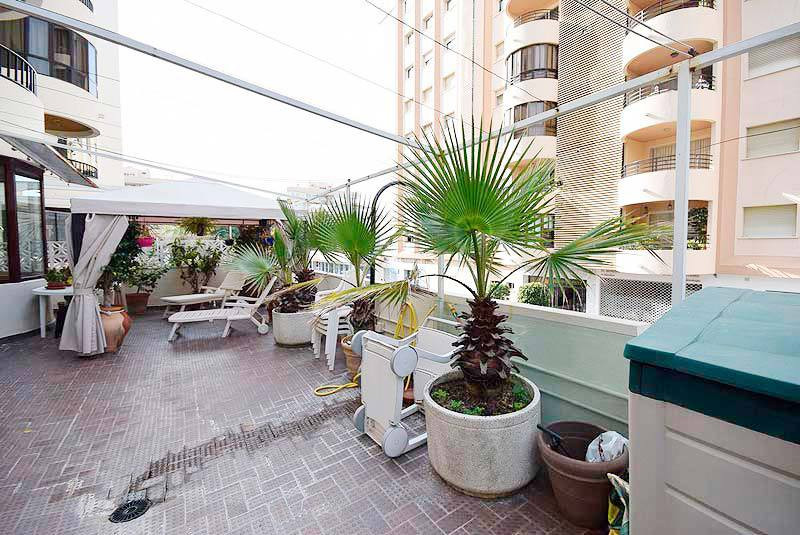 Nice apartment with 3 bedrooms and 2 bathrooms in  Ricardo Soriano avenue of Marbella. Southwest fac, Spain