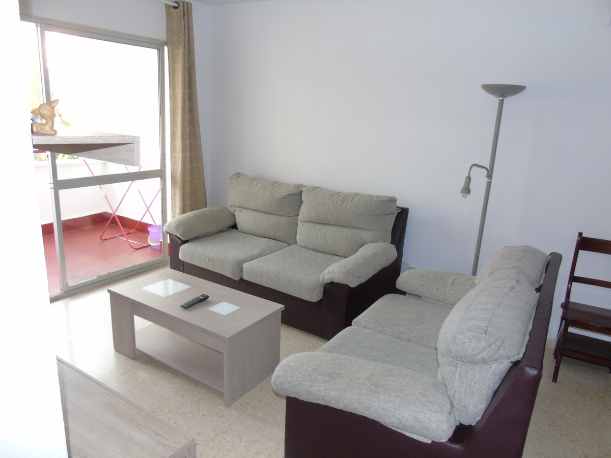 Apartment for sale in the Football Stadium area of Marbella. Neighbourhood only seven minutes walk f, Spain