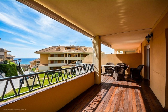 Spectacular apartment ideally located just 5 minutes walk from the beach and train station..  It is , Spain
