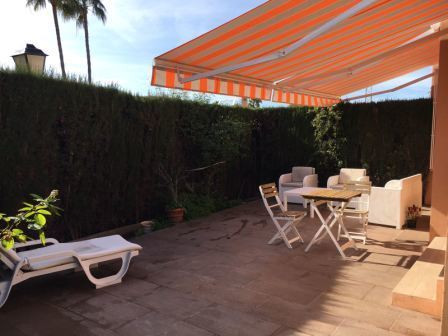 SEMI-DETACHED HOUSE COMPLETELY REFORMED IN 2015.  WITH A VERY LARGE TERRACE. MAKES CORNER  3 BEDROOM,Spain