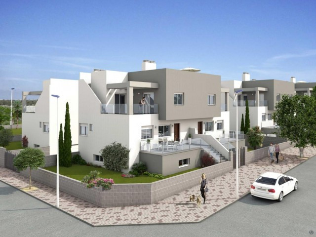 Magnificent semi-detached house of 184m2 surface located in a residential area close to the city cen,Spain