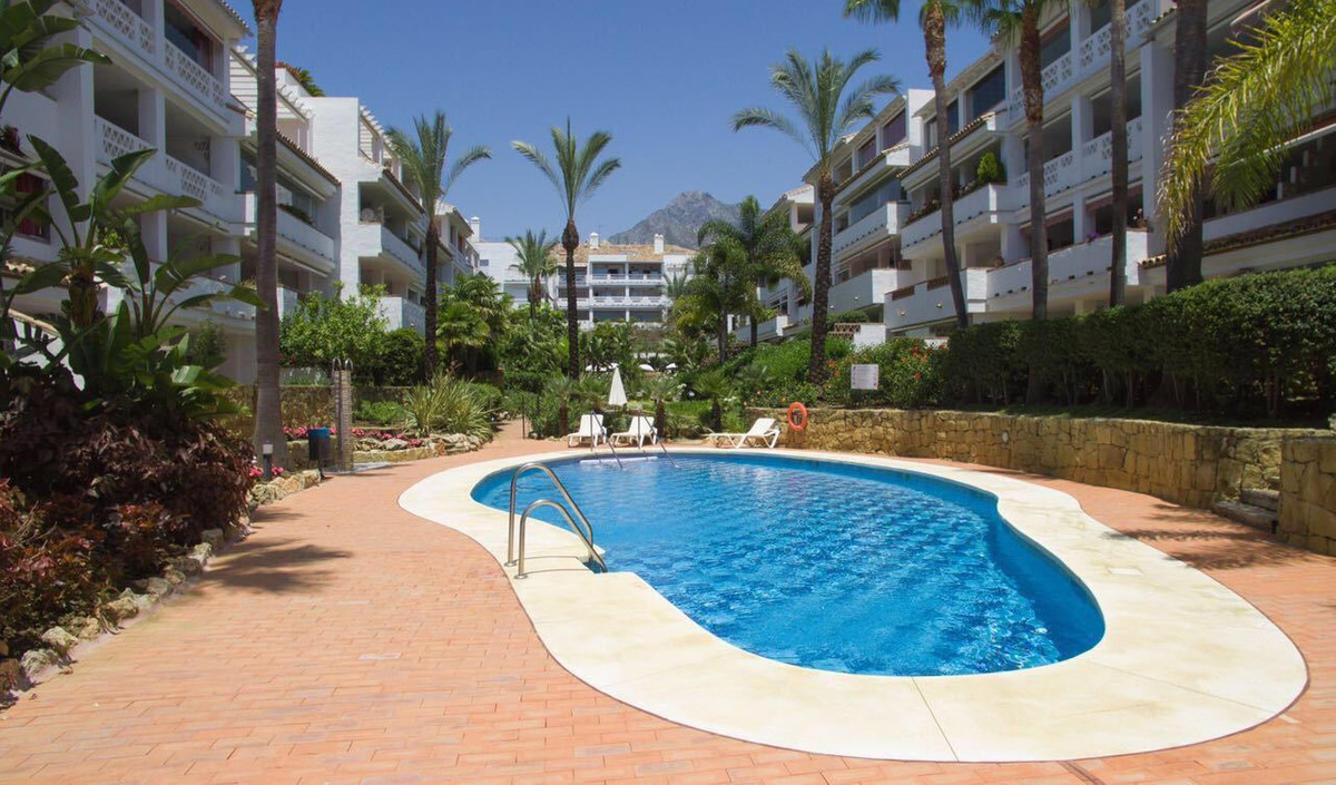 Wonderful apartment in beautiful complex by the beach..  The complex has direct access to the beach ,Spain