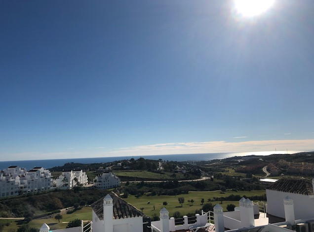 Penthouse, Valle Romano, Costa del Sol. 2 Bedrooms, 1 Bathroom, Built 70 m², Terrace 35 m².  Setting, Spain