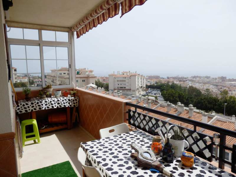GREAT PENTHOUSE in Arroyo de la Miel, with very good communication to all the necessary services; sh,Spain