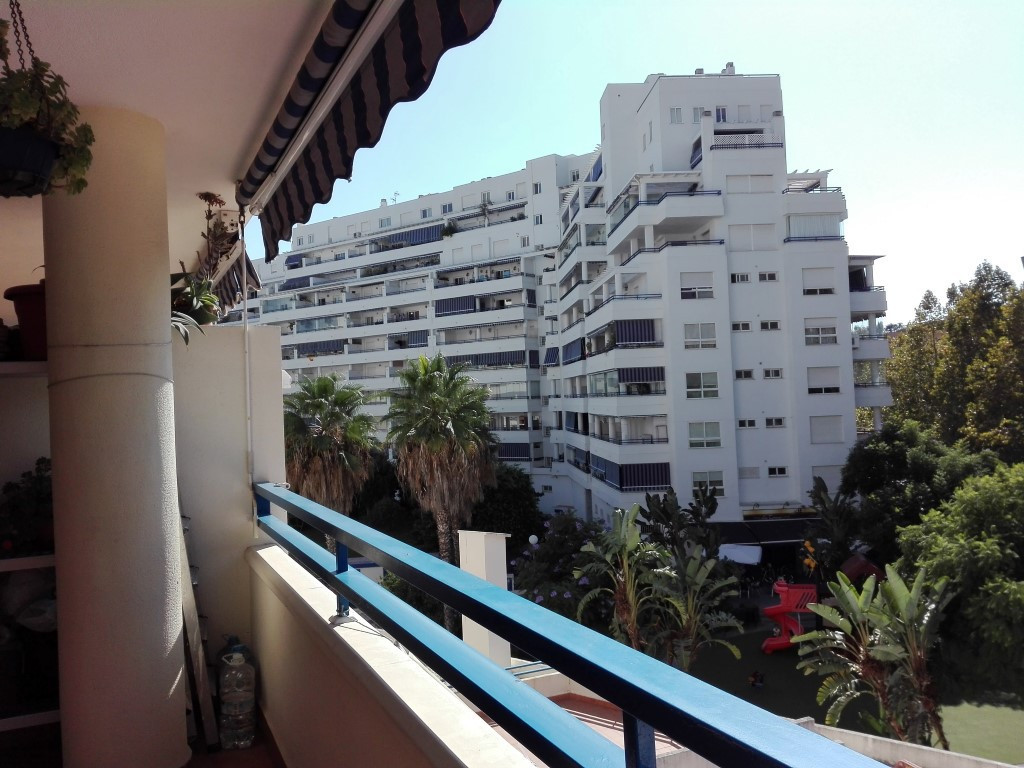 A 3 bedrooms apartment close to the Fishing Port of Marbella and surrounded by all the amenities. Th, Spain