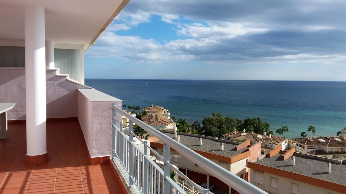 Absolutely beatiful penthouse on three levels in Torrequebrada with magnificent panoramic sea views., Spain