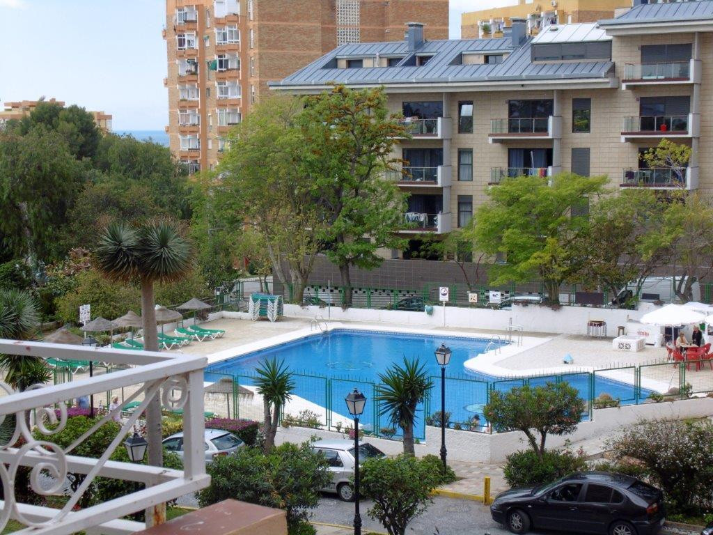 Completely renovated one bedroom apartment for sale in Benalmadena Costa, on the Costa del Sol. This,Spain