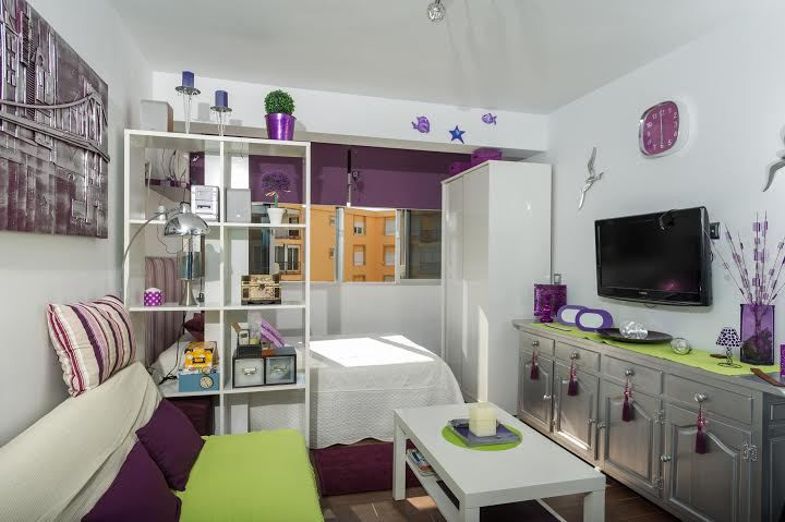 Flat studio very well located in the new Golden Mile in a very well maintance community. This proper,Spain