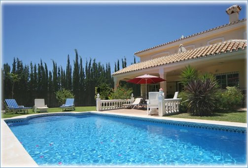 FANTASTIC VILLA IN  A PLOT OF 814 SQUARE METERS,  LOCATED IN MIJAS GOLF IN A  QUIET AREA CLOSE TO TH,Spain