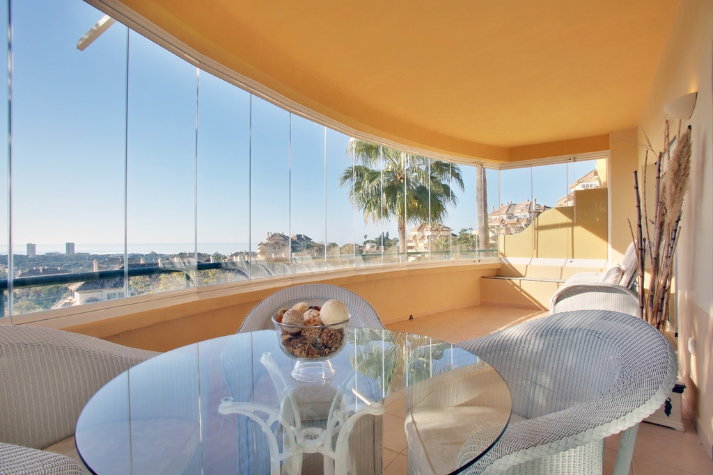 Spacious south facing, apartment in the highly desirable Elviria Hills community , one of the most p,Spain