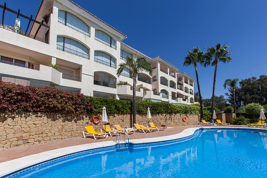 Immaculate penthouse in Hacienda Playa offering three bedrooms and three bathrooms on one level. The,Spain