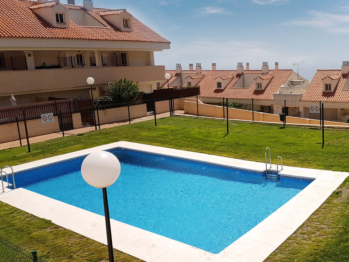 Middle Floor Apartment, Benalmadena Costa, Costa del Sol. 2 Bedrooms, 1 Bathroom, Built 87 m², Terra, Spain