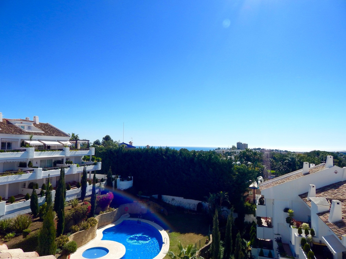 Fantastic duplex penthouse built 2003, south orientation with panoramic sea view, 3 bedrooms, 2 bath, Spain