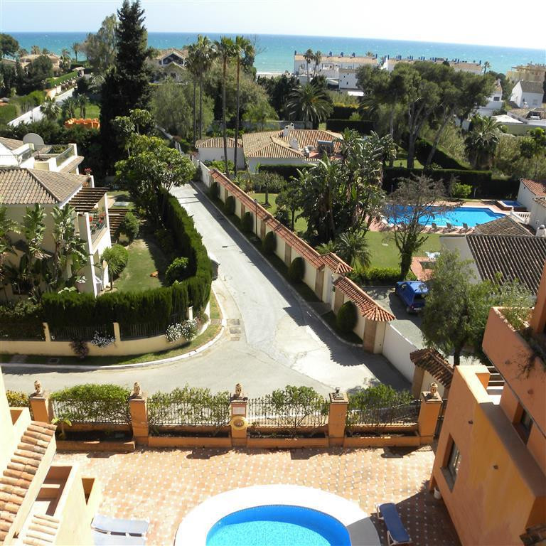 This amazing penthouse is for the sale within walking distance to the beach, having 2 beds 2 baths a, Spain