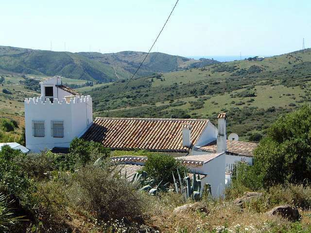 "This beautiful finca of traditional spanish rustic style ""Cortijo"", is located in a quiet , Spain"