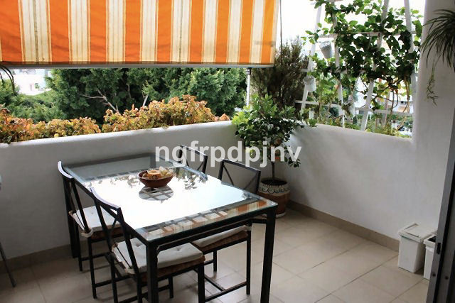 Nice apartment near the centre of Arroyo de la Miel. It has equipped kitchen, living room with terra,Spain