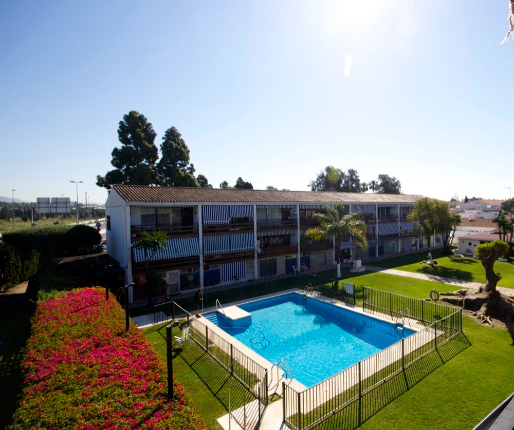 Fantastic beach side opportunity a few meters from the beach, as well as San Pedro de Alcantara, in , Spain