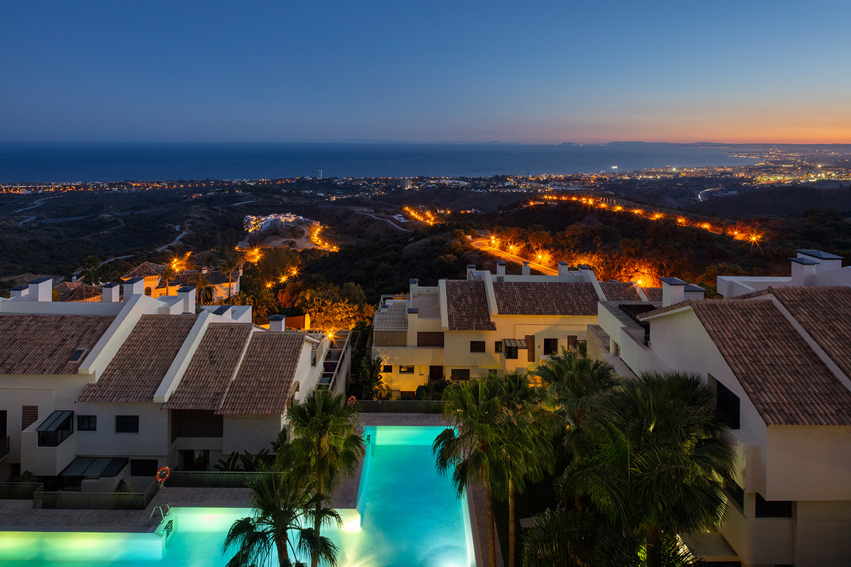 This Penthouse has an unbelievable BREATHTAKING panoramic view over the Mediterranean sea, Marbella ,Spain