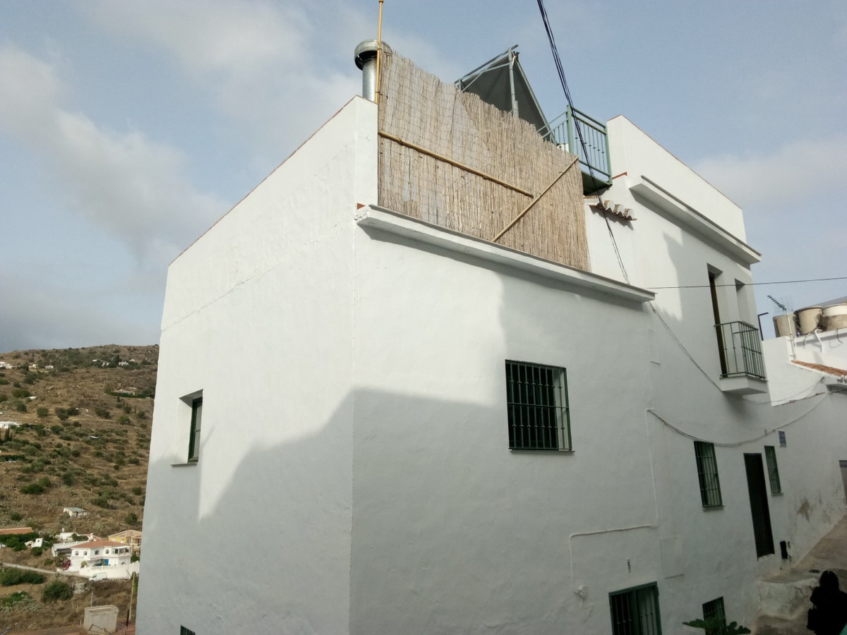 Authentic townhouse Torrox  Fully renovated townhouse with splash pool This spacious and beautiful r,Spain