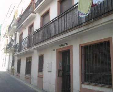 Property located in Ojen pueblo, Malaga. Middle floor apartment of 80m2 built. Consist of two bedroo, Spain
